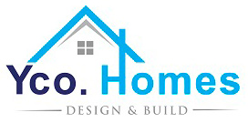 Custom Home Builder YCO Homes Logo